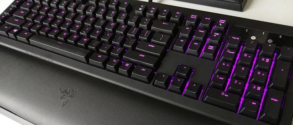 Razer BlackWidow Chroma V2 Review: Top Marks