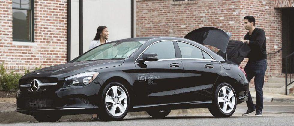 Car2go Adds Mercedes To Fleet As Daimler Rewrites Car Ownership