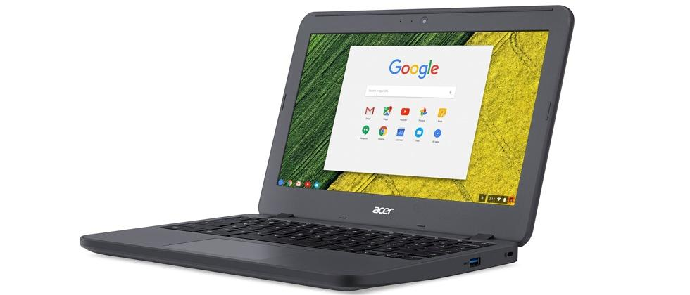 Acer Chromebook 11 N7 released to take some damage