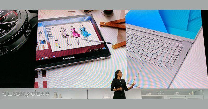 Samsung Chromebook Plus, Pro flaunt stylus, Android apps - SlashGear