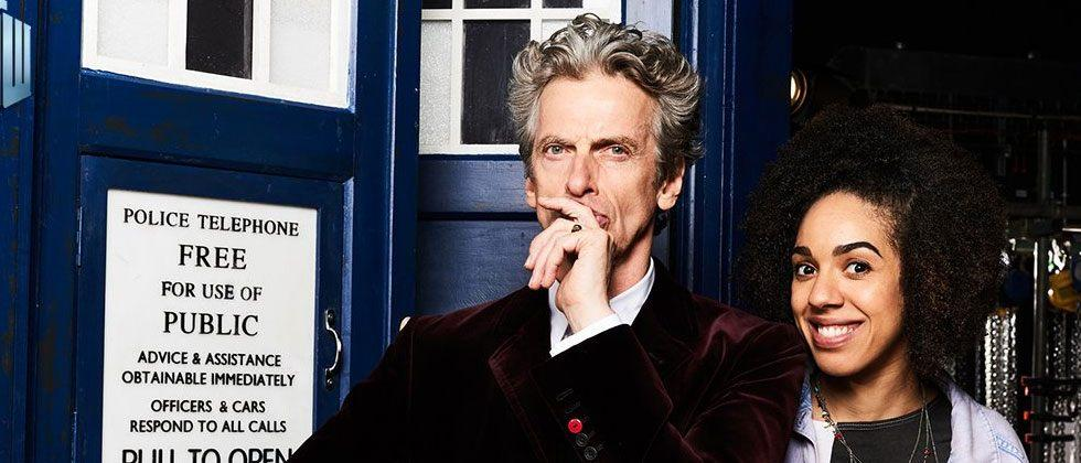 Peter Capaldi's final Doctor Who season premiere soon