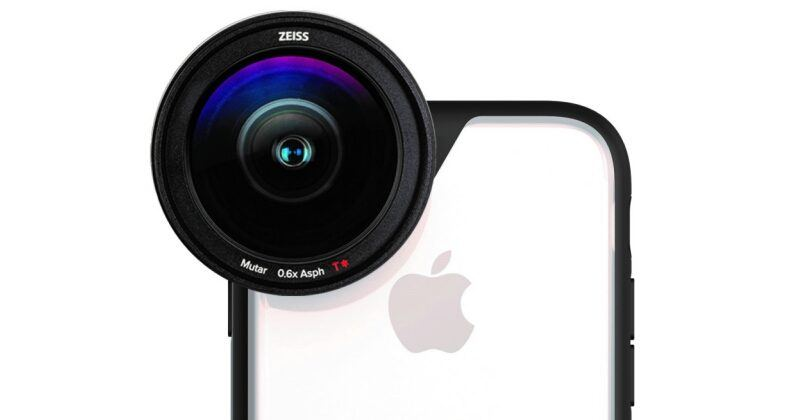 ExoLens Case protects your iPhone while you shoot like a pro