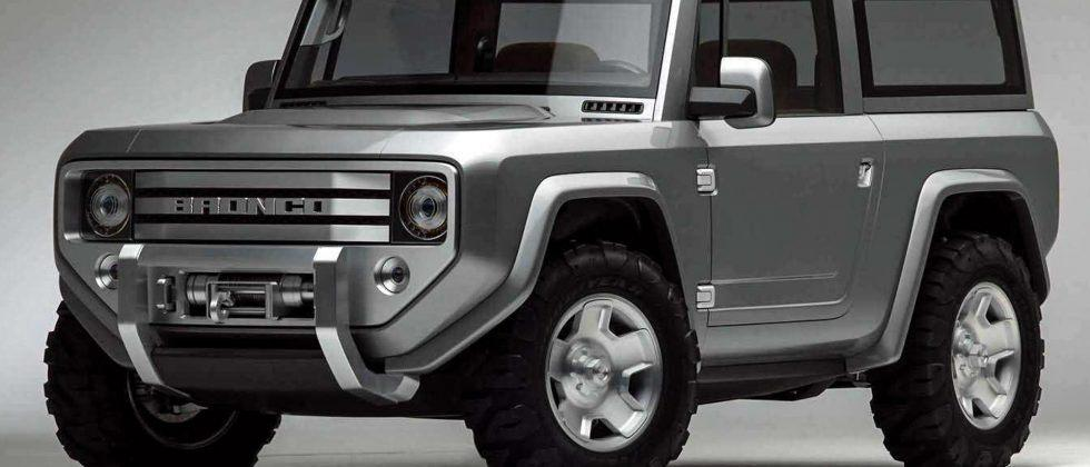 They're back: Ford Bronco SUV and Ranger pickup reborn