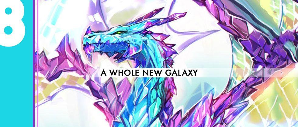 See Galaxy S8 details tip release of a real glass dragon