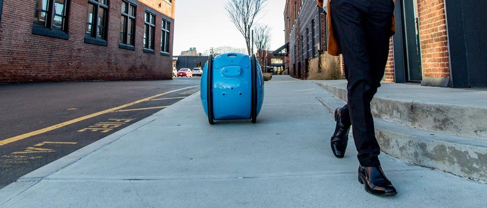 "Gita courier robot will ""travel at human speeds with human agility"""