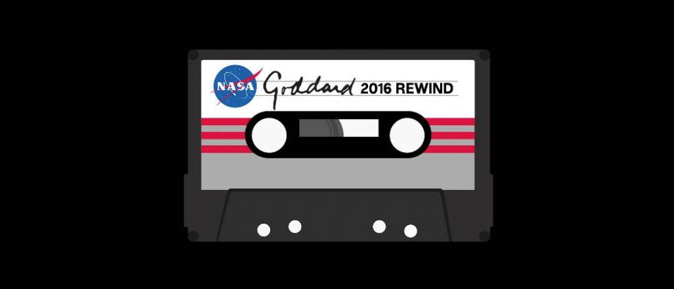 NASA wraps up the year with a catchy tune and 2016 highlights