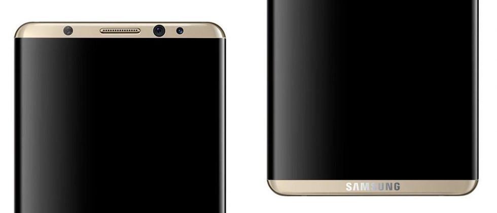 Galaxy S8 in gold revealed in new photo leak