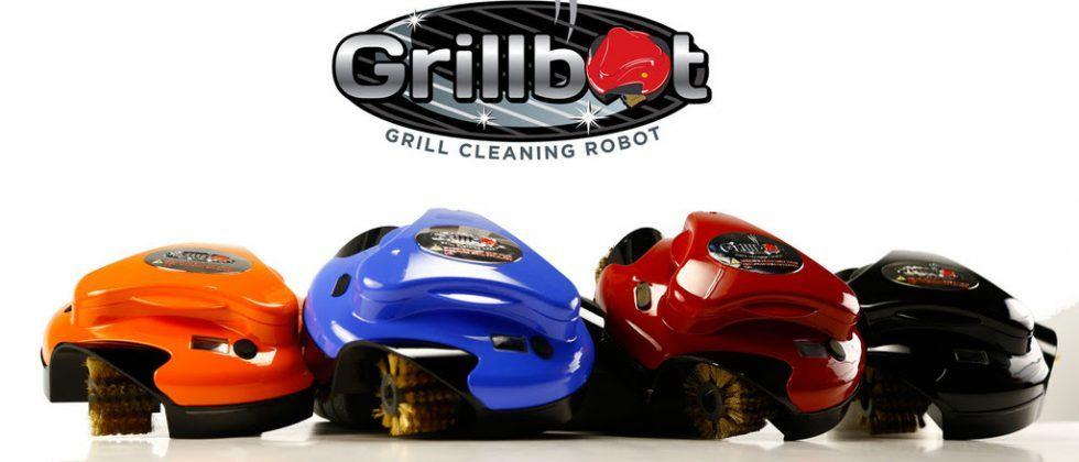 Grillbot Pro debuts with Bluetooth 4.0 and grill cleaning cartridge
