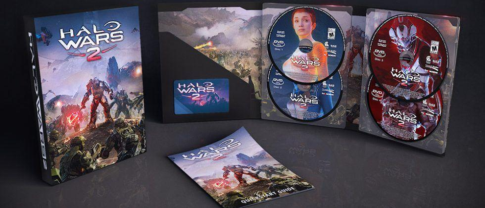 Halo Wars 2 for Windows 10 will get a physical retail release