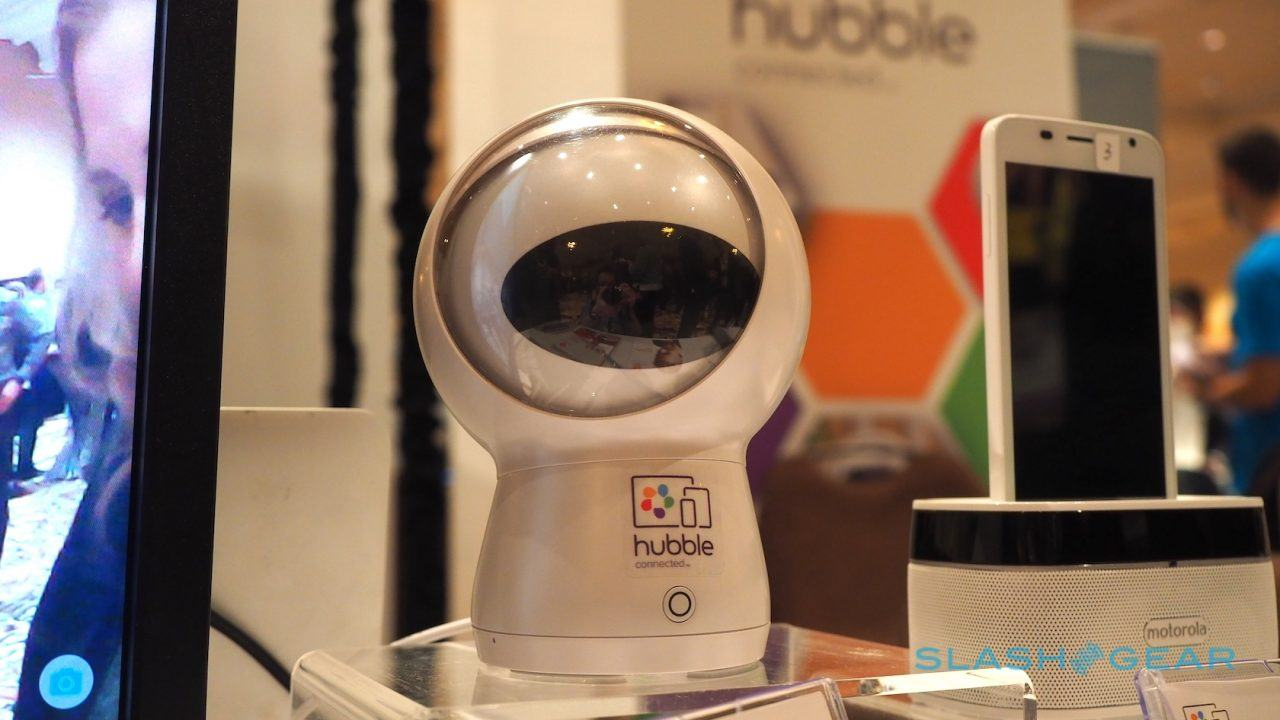 Hubble Hugo mood-tracking smart camera has Alexa onboard - SlashGear