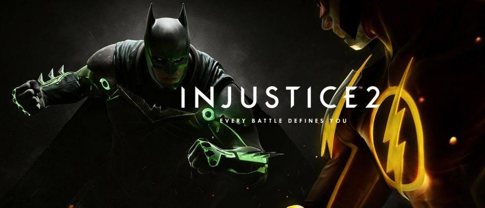 Injustice 2 beta registration goes live