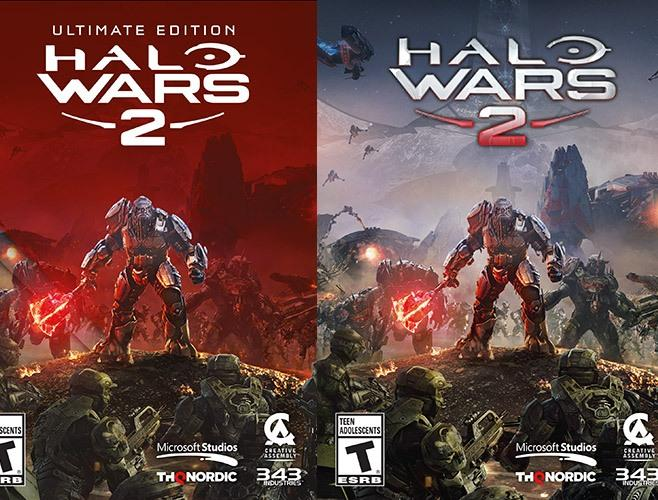 Halo Wars 2 for Windows 10 will get a physical retail