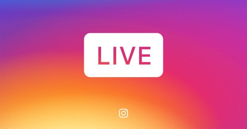 Instagram Live Stories rolling out globally next week