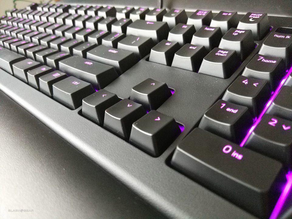 Razer BlackWidow Chroma V2 Review: Top Marks - SlashGear