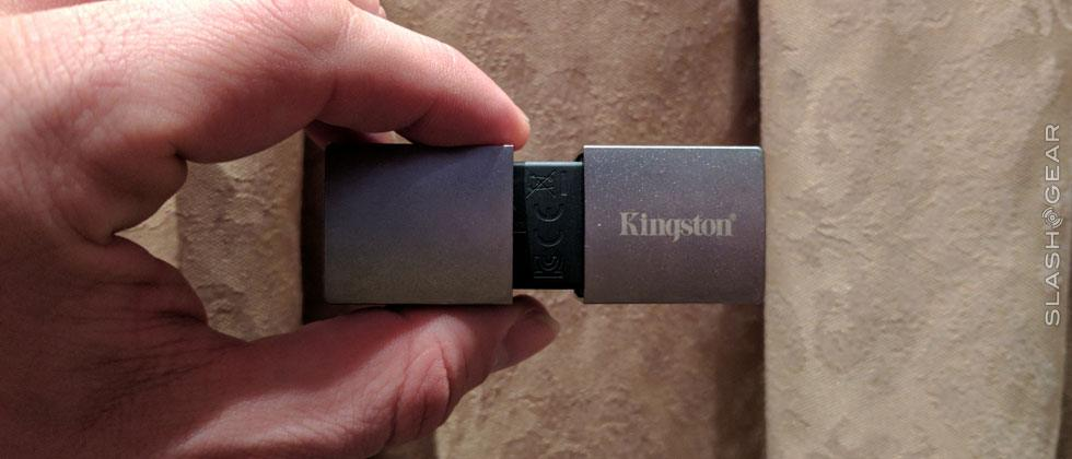 Behold, Kingston's 2TB flash drive