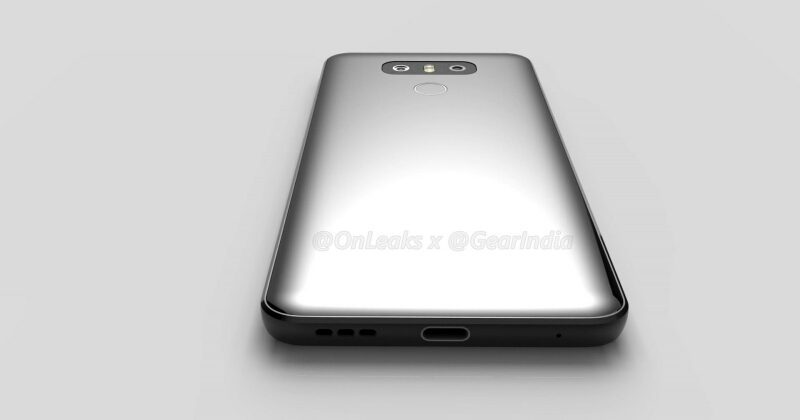 LG G6 to beat Galaxy S8 to market
