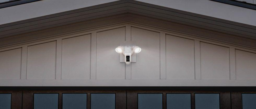 Ring Floodlight Cam joins video doorbell for outdoor home security