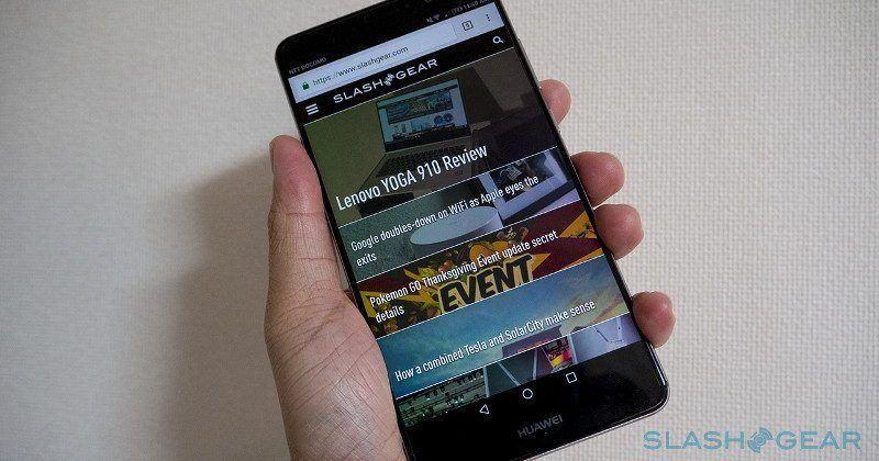 Huawei Mate 9 makes US debut with Amazon Alexa