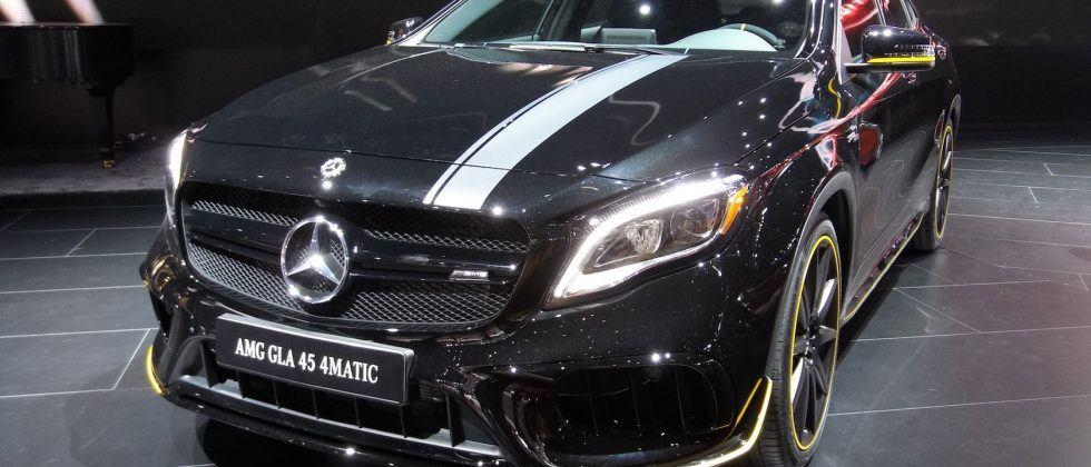 Mercedes outs 2018 AMG GLA 45 4MATIC and 2018 E-Class Coupe