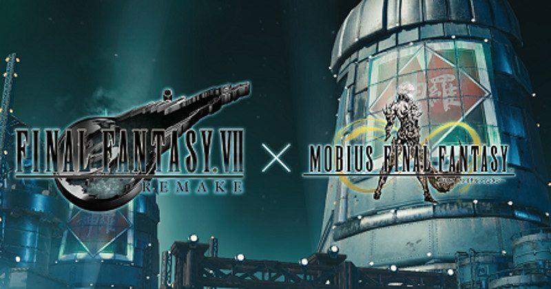 Mobius Final Fantasy coming to Steam with FF VII Remake crossover