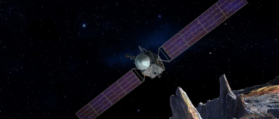 NASA 'Psyche' mission will investigate nearly all-metal asteroid
