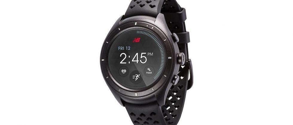New Balance, Intel reveal RunIQ Android Wear smartwatch
