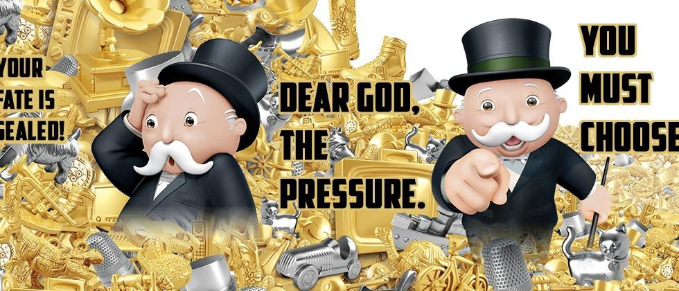 New Monopoly pieces put to vote: See all 56 emoji tokens