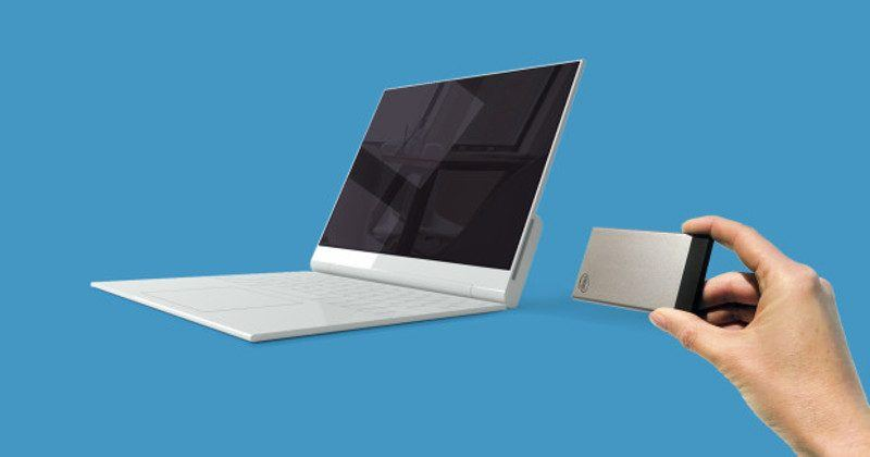 "Intel Compute Card will power NexDock's next ""thin"" laptop"
