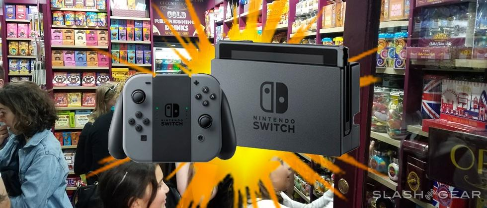 Nintendo Switch Pre-orders up again at Walmart