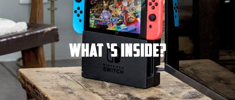 Nintendo Switch's simple specs shared: Pro Control or Just No?