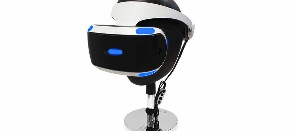 Numskull launches official PlayStation VR storage stand