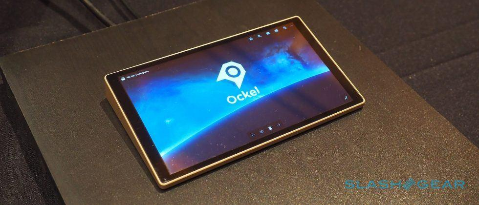 Part tiny PC, part tablet: Ockel Sirius A is 6-inches of Windows 10