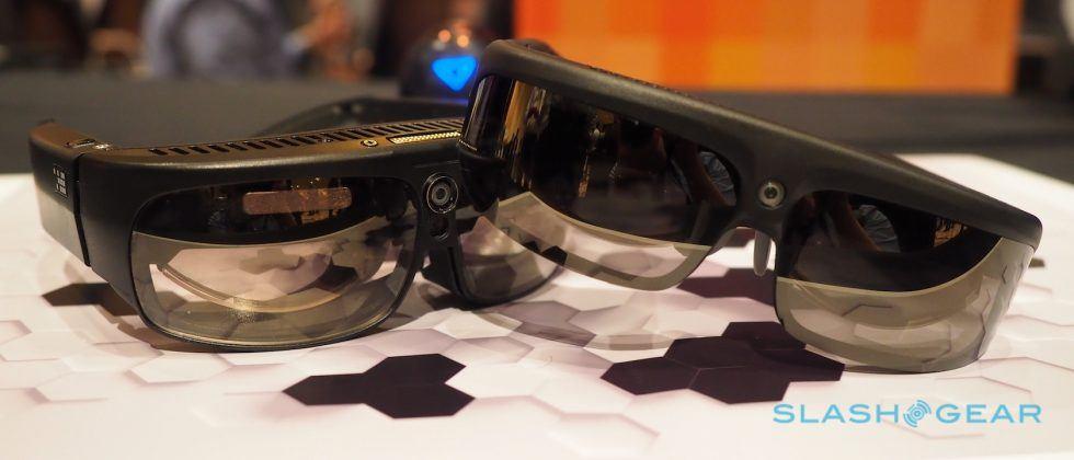ODG AR smart glasses hands-on: Snapdragon 835 gets real