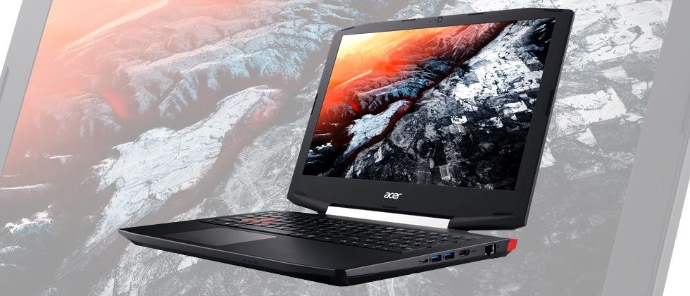 Acer Aspire VX 15 keeps the ports, stays unique for gamers