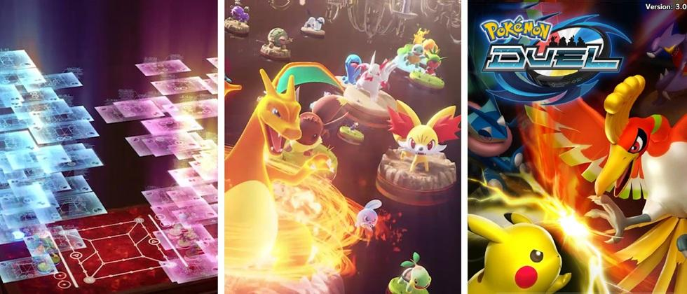 Pokemon Duel download: official app aims to capitalize on GO!