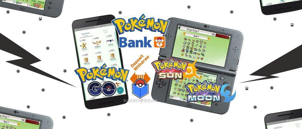 """Pokemon GO's """"Poke Bank"""" update revealed for transfer plus trading"""
