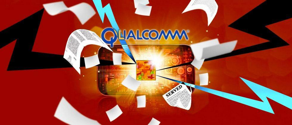 Apple files 2 suits VS Qualcomm in Beijing, Qualcomm responds