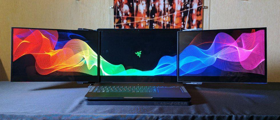 Thief makes off with two Razer prototypes from CES booth