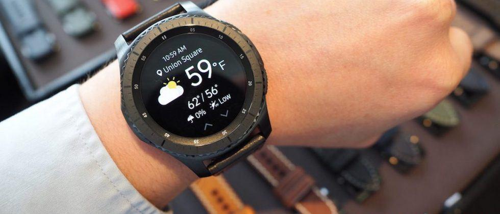 Samsung Gear smartwatches iPhone compatible with release of new apps