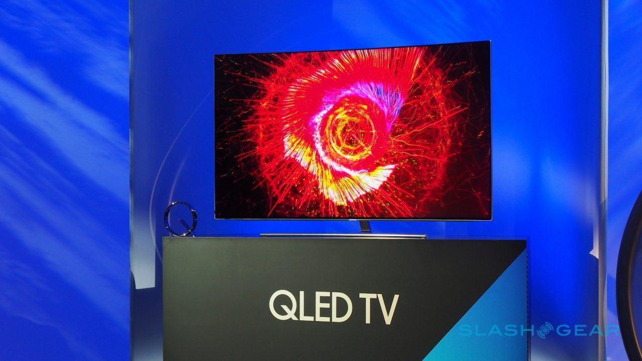Samsung's QLED TVs go on sale: The Frame