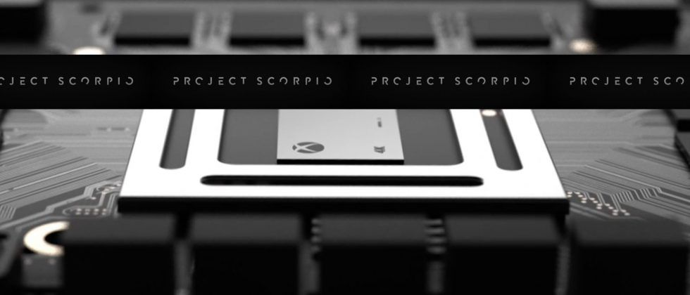 Microsoft Project Scorpio console details leak, 4K still in question