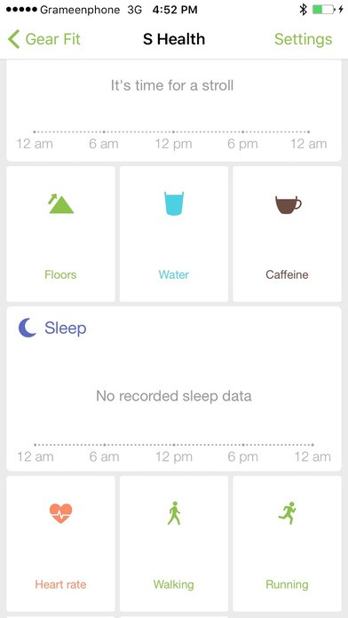 gear fit 2 app compatibility