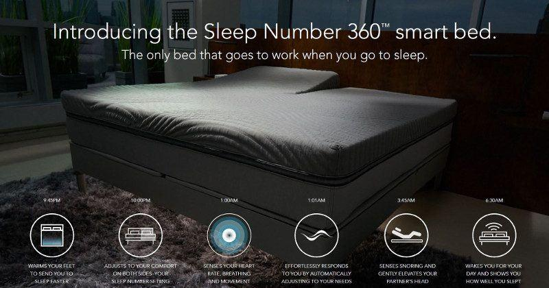 Sleep Number 360 tries to make the case for smarter beds