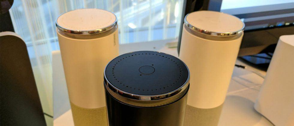 Lenovo Smart Assistant with Alexa is an Echo alternative