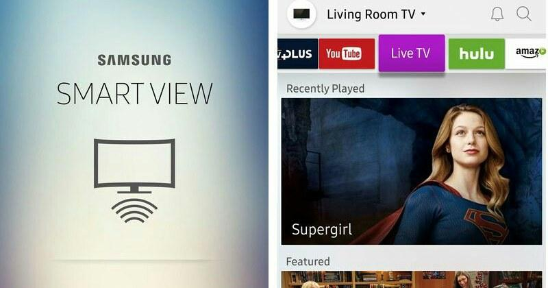 Samsung Smart Tv Chromecast