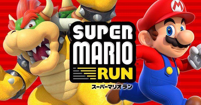 Super Mario Run will sprint into Android in March