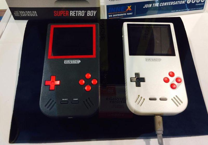 Super Retro Boy is almost the 'Game Boy Classic' of your