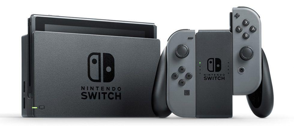 Nintendo Switch pre-orders open up at Best Buy, GameStop, and Target