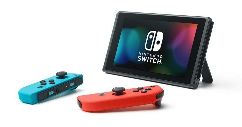 Have a look at the first Nintendo Switch commercial