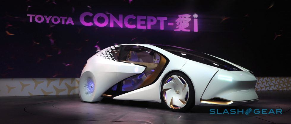 Toyota's Concept-i designers talk AI co-pilots and self-driving style